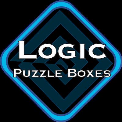 Logic Puzzle Boxes - Logo